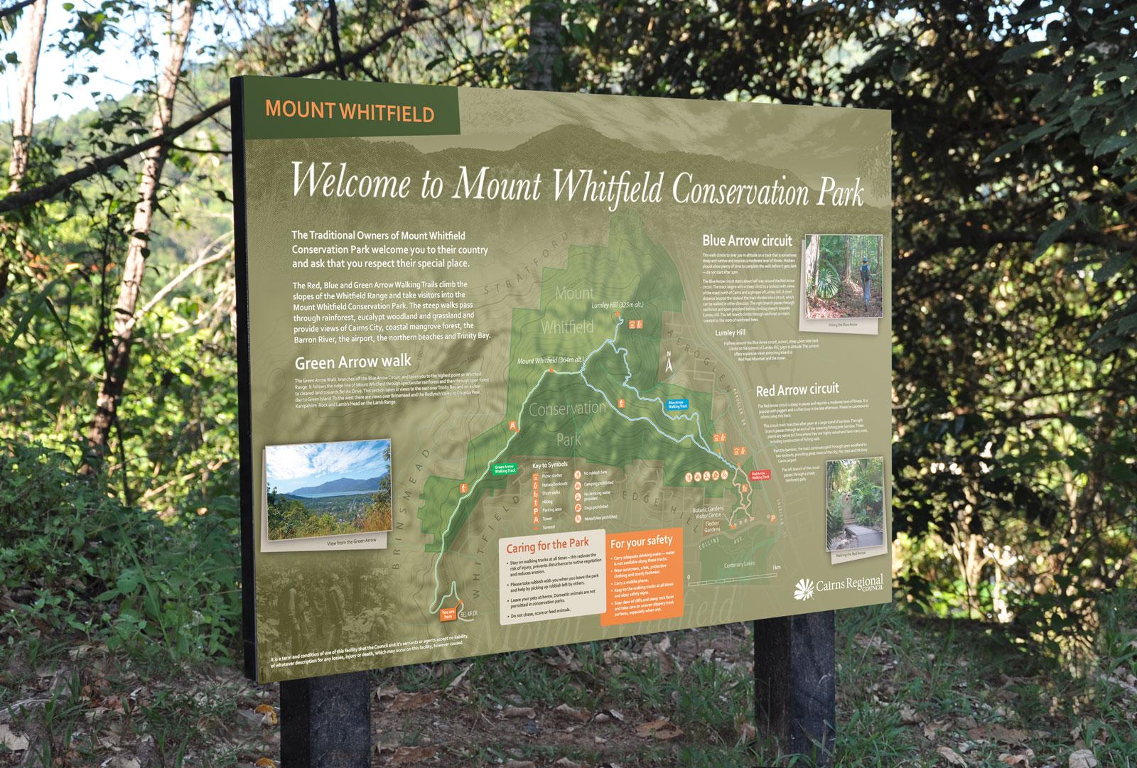 Mt Whitfield Conservation Park